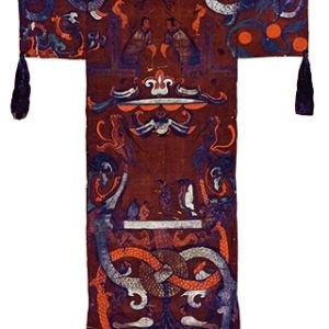T-shaped painting on silk from Xin Zhui's tomb